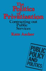 The Politics of Privatisation