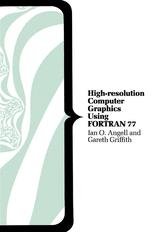 High-resolution Computer Graphics Using FORTRAN 77