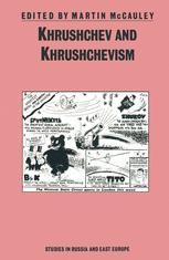 Khrushchev and Khrushchevism