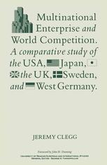 Multinational Enterprise and World Competition