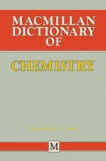 Macmillan Dictionary of Chemistry
