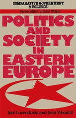 Politics and Society in Eastern Europe