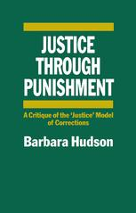 Justice through Punishment