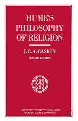 Hume's Philosophy of Religion