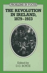 The Revolution in Ireland, 1879–1923