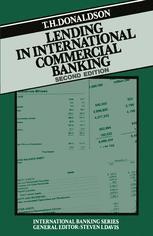 Lending in International Commercial Banking