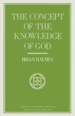 The Concept of the Knowledge of God