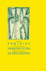 Feminist Perspectives in Philosophy