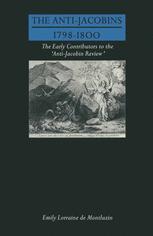 The Anti-Jacobins 1798–1800