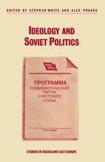 Ideology and Soviet Politics