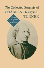 The Collected Sonnets of Charles (Tennyson) Turner