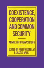 Coexistence, Cooperation and Common Security