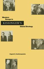 Western Europe in Kissinger's Global Strategy