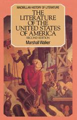The Literature of the United States of America