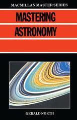 Mastering Astronomy
