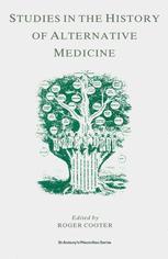Studies in the History of Alternative Medicine