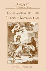 England and the French Revolution