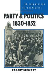 Party and Politics, 1830–1852