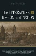 The Literature of Region and Nation