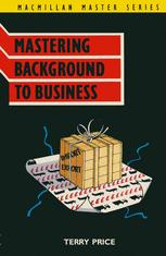 Mastering Background to Business