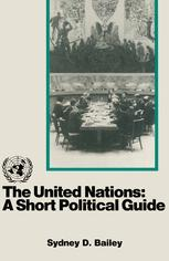 The United Nations: A Short Political Guide