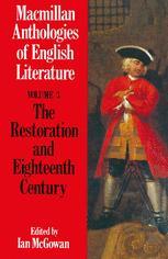 The Restoration and Eighteenth Century