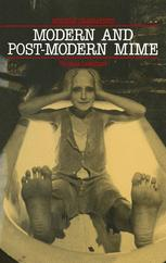Modern and Post-Modern Mime