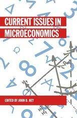 Current Issues in Microeconomics