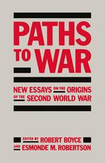 Paths to War