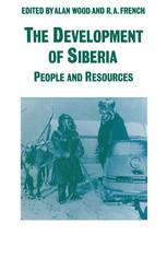 The Development of Siberia