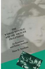 The Weimar Republic and the Younger Proletariat