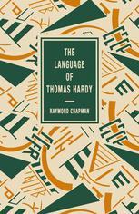 The Language of Thomas Hardy