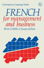 French for Management and Business
