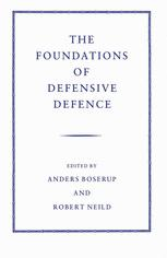 The Foundations of Defensive Defence
