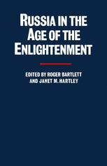 Russia in the Age of the Enlightenment