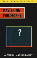 Mastering Philosophy