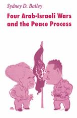 Four Arab-Israeli Wars and the Peace Process