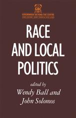 Race and Local Politics