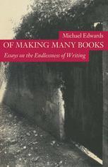 Of Making Many Books