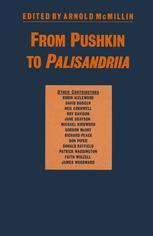 From Pushkin to Palisandriia