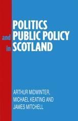 Politics and Public Policy in Scotland