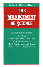 The Management of Science