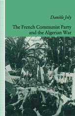 The French Communist Party and the Algerian War