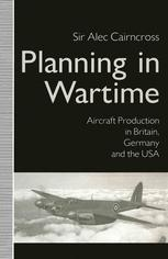 Planning in Wartime