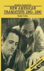 New American Dramatists 1960–1990