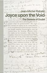 Joyce upon the Void