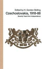 Czechoslovakia 1918–88
