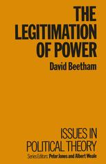 The Legitimation of Power