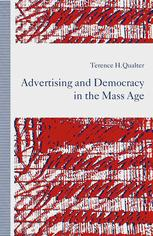 Advertising and Democracy in the Mass Age