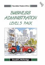 Business Administration Level 3 Pack